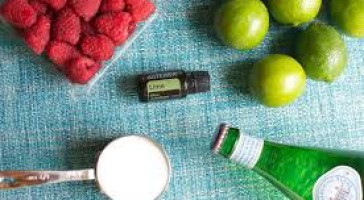 EVENT | COOKING WITH ESSENTIAL OILS + ESSENTIAL OIL 101!